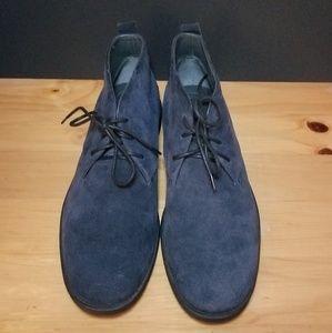Suade Chukka Boots